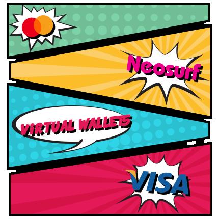 Pokie Pop Deposit Methods: Visa, MasterCard, Neosurf, Virtual Wallet