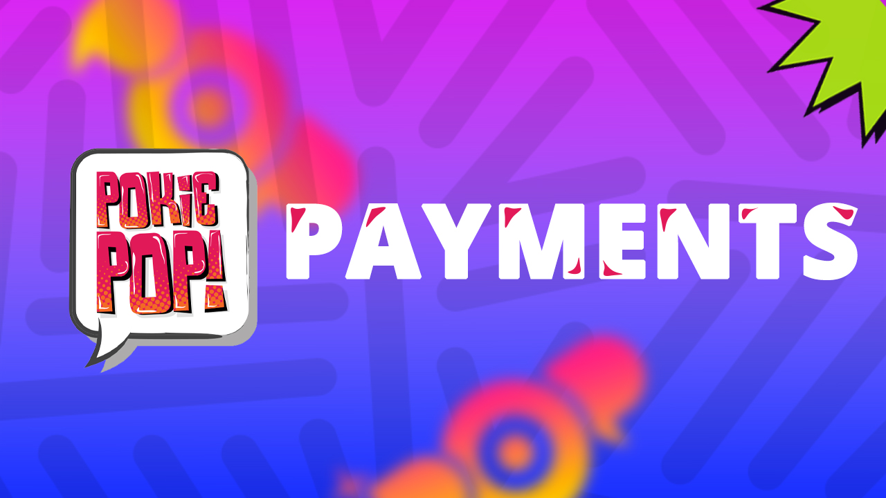 Pokie Pop - Tutorial video about payment options